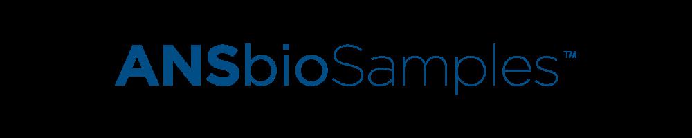 ANS BIO Samples_Plan de travail 1
